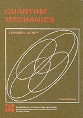 9780070856431: Quantum Mechanics (Pure & Applied Physics)