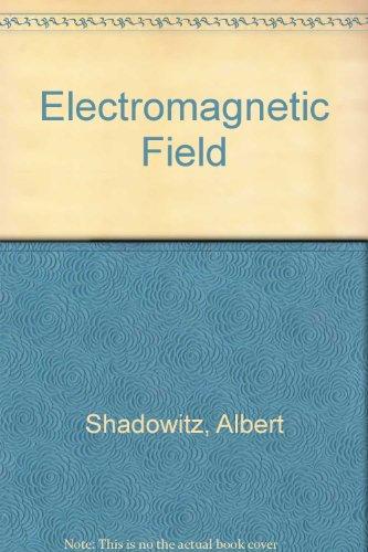 9780070856769: Electromagnetic Field