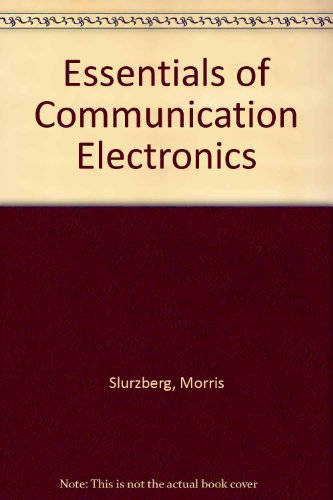 9780070857193: Essentials of Communication Electronics
