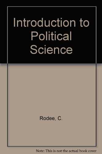9780070857346: Introduction to Political Science
