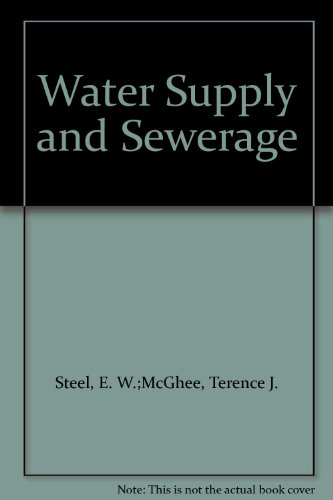 9780070857728: Water Supply and Sewerage