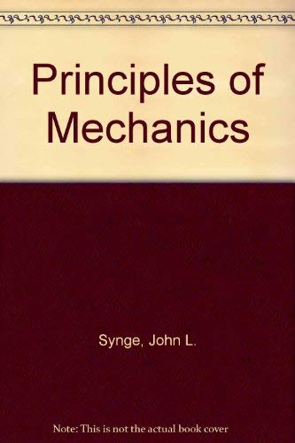 9780070857872: Principles of Mechanics