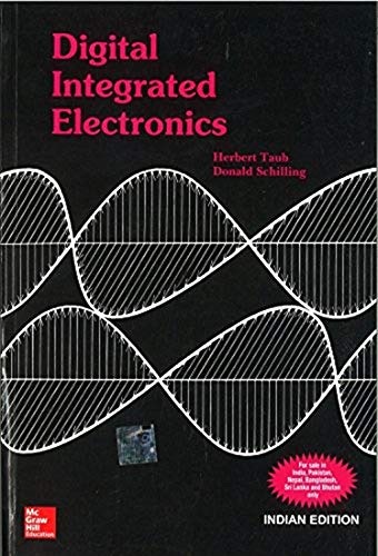 9780070857889: Digital Integrated Electronics