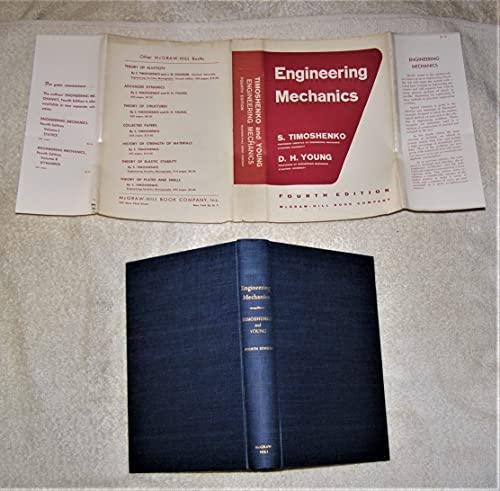 9780070858114: Engineering Mechanics