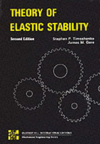 9780070858213: Theory of Elastic Stability