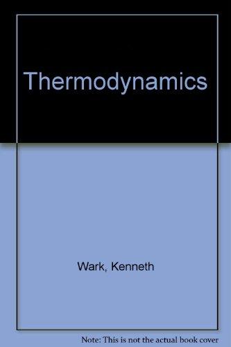 9780070858541: Thermodynamics