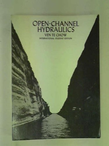 9780070859067: Open-channel Hydraulics (Civil Engineering)