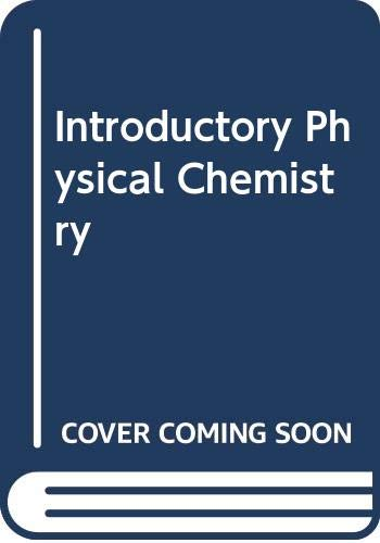 9780070859258: Introductory Physical Chemistry
