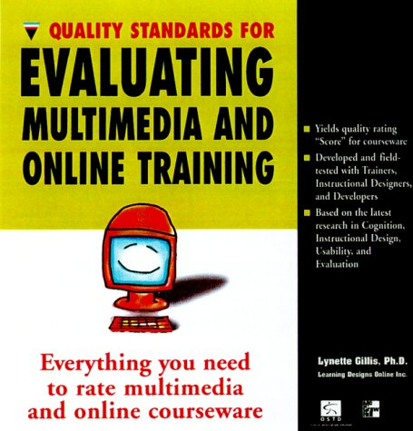 9780070863859: Quality Standards for Evaluating Multimedia Training