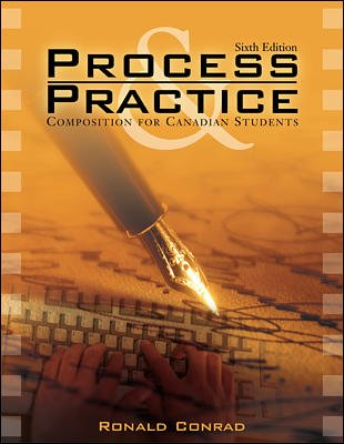 9780070864993: Process and Practice: Composition for Canadian Students