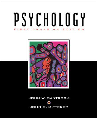 9780070871328: Psychology First Canadian Edition