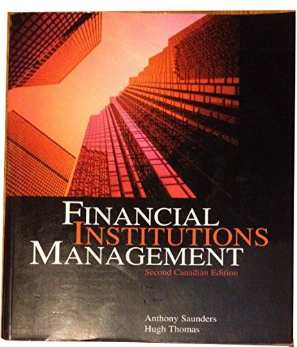 9780070871564: Financial Institutions Management