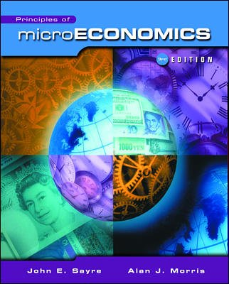 9780070875463: Principles of Microeconomics
