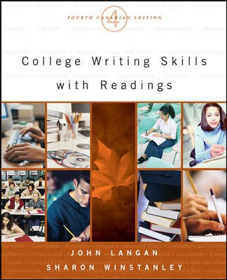 9780070877337: College Writing Skills with Readings
