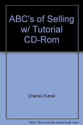 9780070878655: ABC's of Selling w/ Tutorial CD-Rom