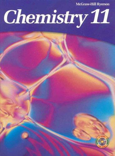 9780070886810: McGraw-Hill Ryerson Chemistry 11