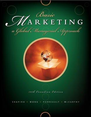 9780070887299: Basic Marketing