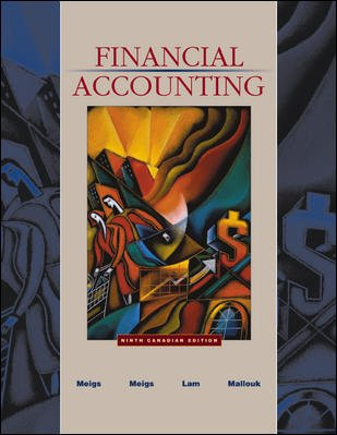 9780070890756: Financial Accounting, 10th Edition,