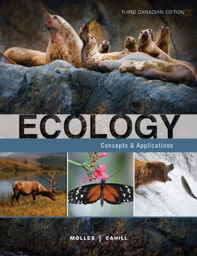 Ecology: Cahill, James, Molles,