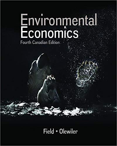 9780070893108: Environmental Economics