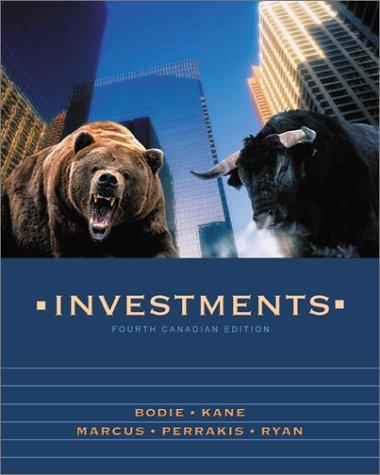 Investments: Bodie, Z et al