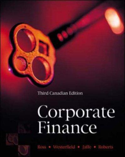 9780070897823: Corporate Finance