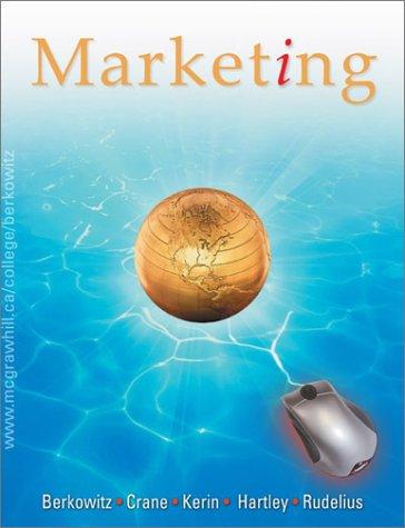Marketing: Eric N Berkowitz,