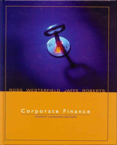 9780070906532: Corporate Finance