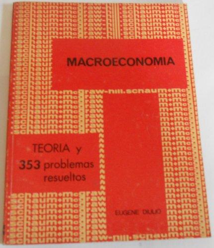 9780070909199: Macroeconomia