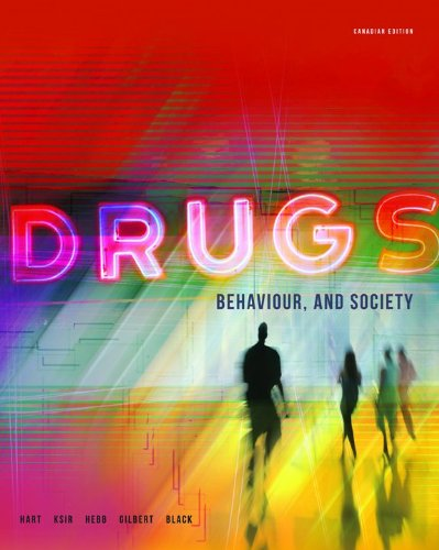 9780070909847: Drugs, Behaviour, and Society