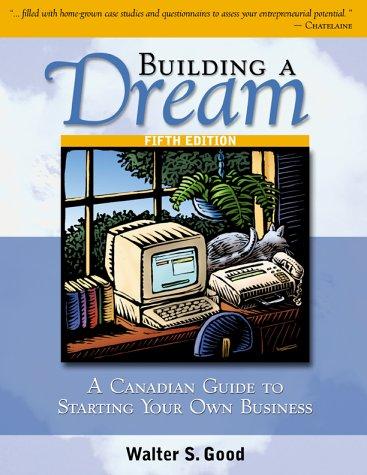 9780070910973: Building a Dream