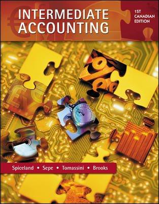 9780070910980: Intermediate Accounting