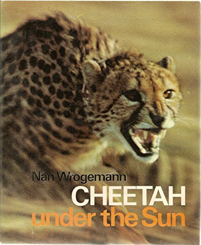 9780070912601: Cheetah Under the Sun