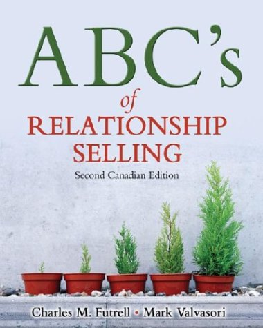 9780070914124: ABCs of Relationship Selling