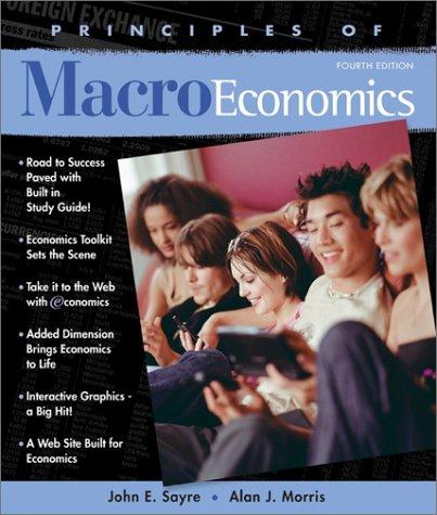 9780070914551: Principles of Macroeconomics