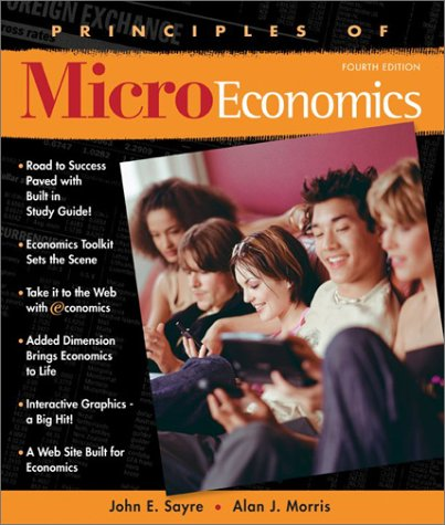 Principles of Microeconomics: John Sayre, Alan