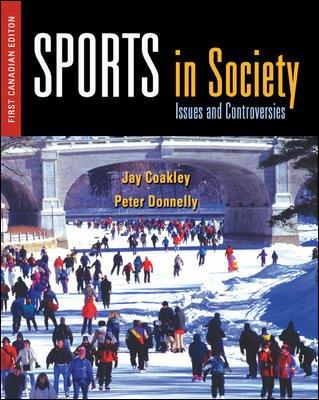 9780070914766: Sports in Society