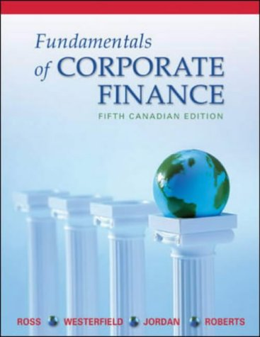 9780070916593: Fundamentals of Corporate Finance