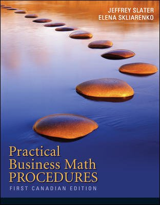 9780070916630: Practical Business Math Procedures