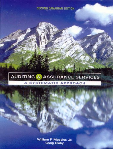 9780070919150: Auditing & Assurance Services
