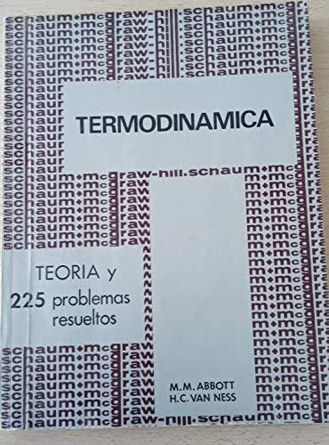 9780070919518: Termodinámica teoría y 225 problemas resueltos