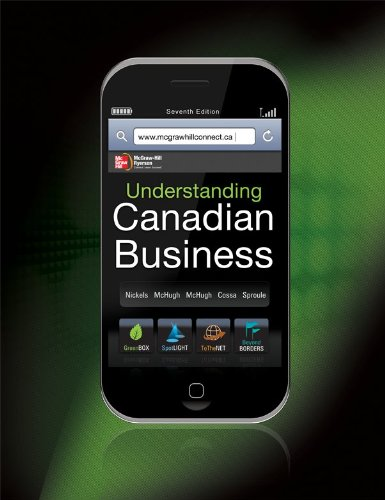 9780070919884: Understanding Canadian Business, 7th Cdn Edition w/ Connect Access Card