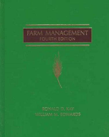 9780070920354: Farm Management