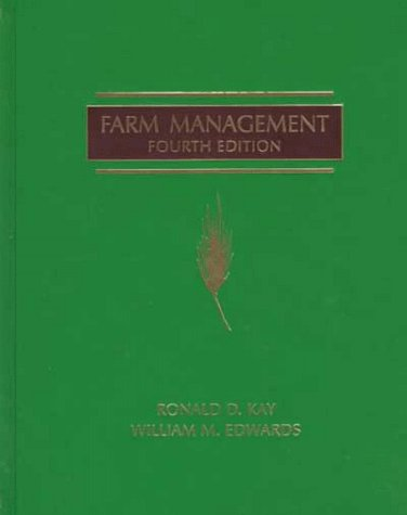 9780070920354: Farm Management