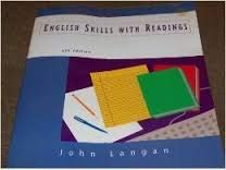 English Skills with Readings (0070920648) by Langan