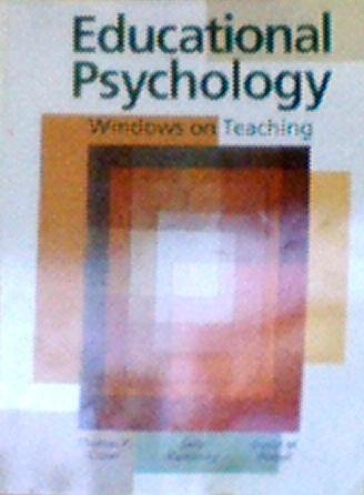 Educational Psychology: Windows On Teaching: Thomas K. Crowl, Sally Kaminsky, David M. Podell