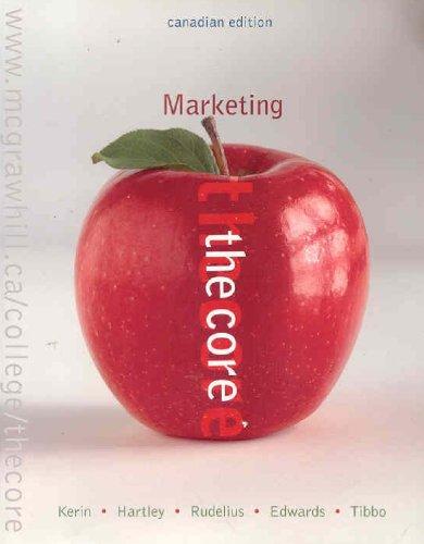 9780070922976: Marketing