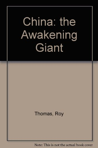 9780070923706: China the Awakening Giant