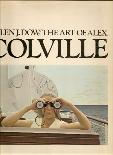 9780070924970: The art of Alex Colville