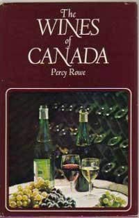 9780070927810: The wines of Canada